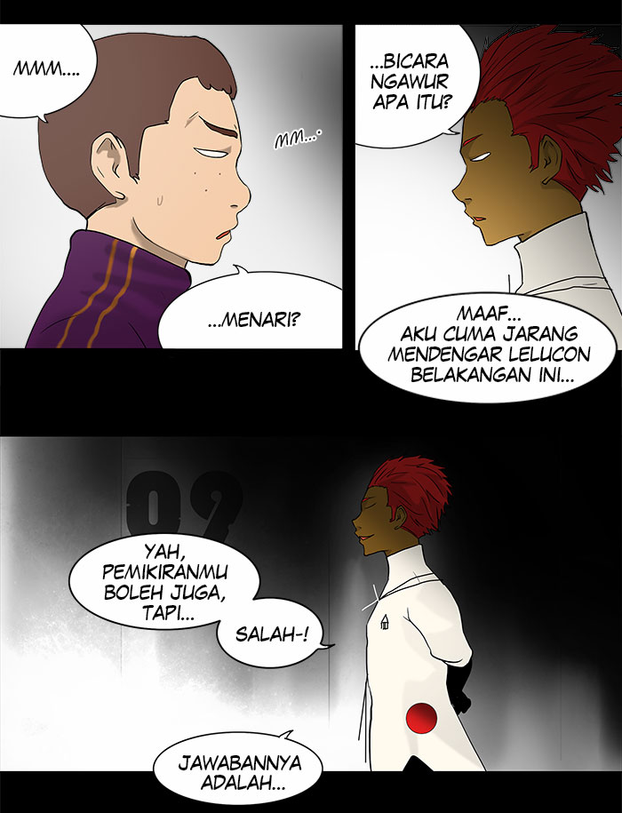 Tower of God Bahasa indonesia Chapter 37