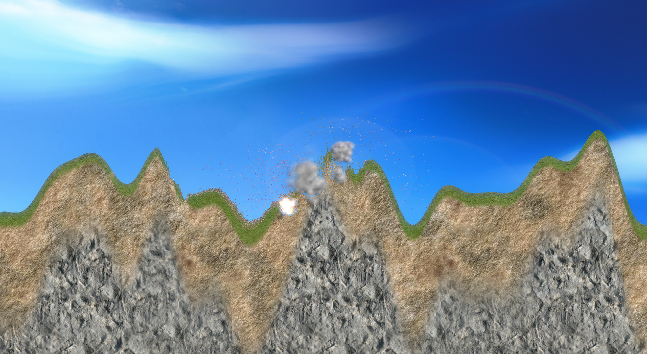 Chris Webb: Procedural Terrain Generation - 2D