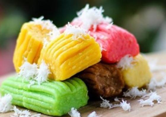 Potensi Kuliner Jajanan Gethuk Kampoeng Wisata Samban Kidoel