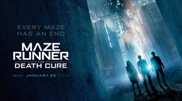 film fiksi ilmiah 2018 Maze Runner: The Death Cure