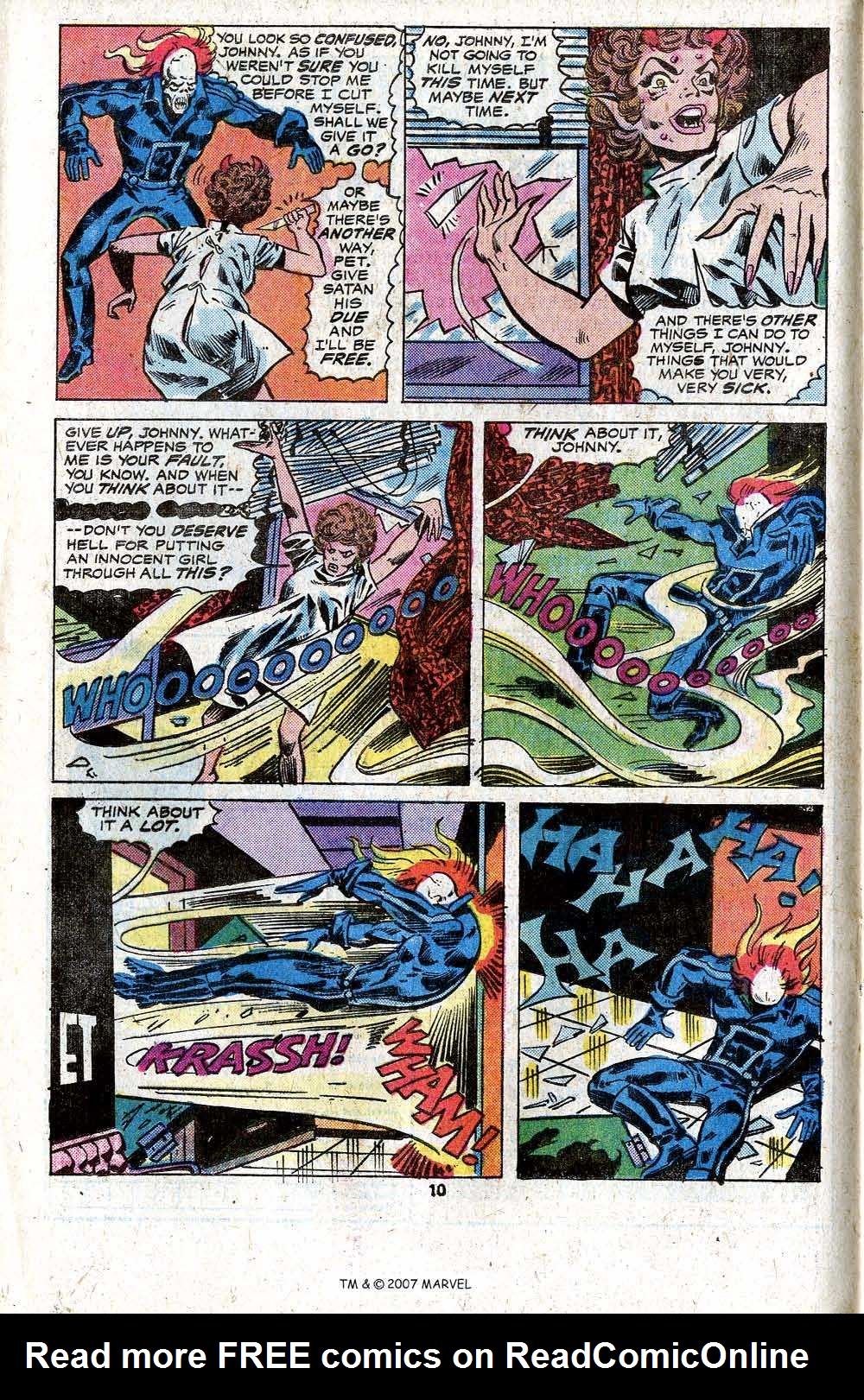 Ghost Rider (1973) Issue #17 #17 - English 12