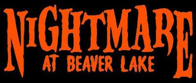 Nightmare at Beaver Lake - logo