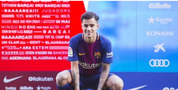 AGEN BOLA - Coutinho Merasa Seanang Bisa Reuni Bareng Rekan Teamnya Dulu Luis Suarez