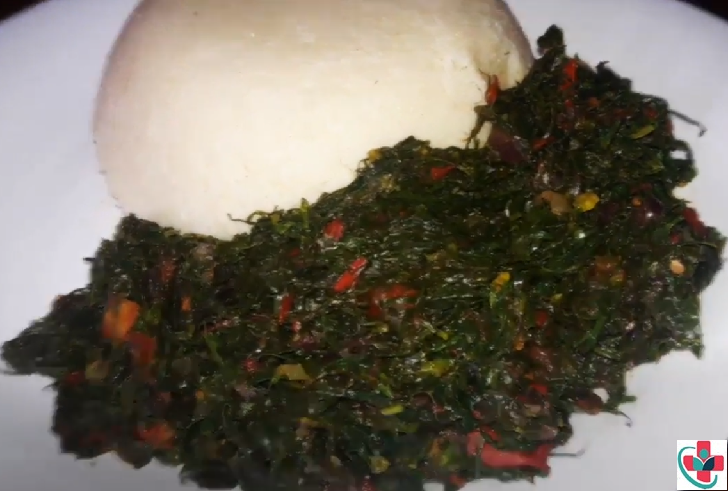 Kenyan greens simmered with tomatoes (sukuma wiki) recipe