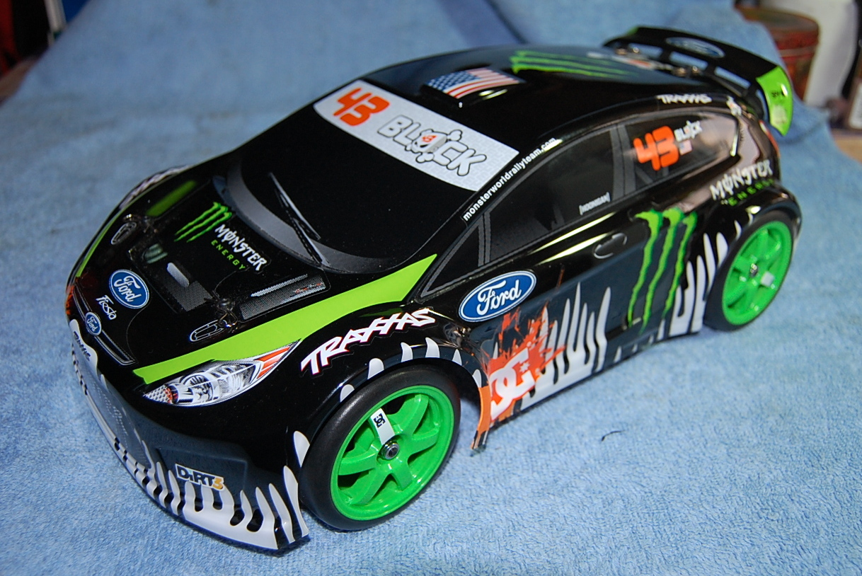 rc kyosho inferno ve mini z traxxas ken block et les autres mars 2012. Black Bedroom Furniture Sets. Home Design Ideas