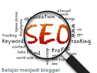 Responsif Info Blog, strategi SEO