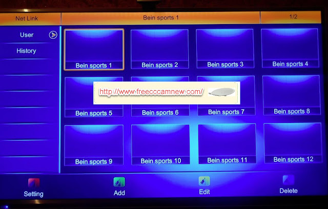 TSMEDIA TSPANEL, طريقة تحديث جهاز SAMSAT 90 HD TITAN عن طريق مفتاح USB ,كيفية تشغيل عناوين IP TV في جهاز ECHOSONIC AZ-1000 PLUS , تحديث جهاز ECHOSONIC AZ 1000 PLUS , طريقة تركيب اكثر من قمر على طبق واحد ,طريقة ضبط معدل الوضوح HD لاجهزة سامسات SAMSAT ,كيفية تفعيل وتعطيل سرفر المثبت على أجهزة المورسات ,طريقة تحميل و إضافة Picons إلى أجهزة VU+ ENIGMA2 ,طريقة تنصيب برنامج KODI XBMC , كيفية تمرير ملف الاشتراك لاجهزة دريم بوكس 500s Dreambox ,كيفية تمرير ملف الاشتراك لاجهزة دريم بوكس 500s Dreambox , شرح برمجة و ضبط اعدادات مفتاح WIFI لجهاز VU+ ,ضبط إعدادات جهاز VU+ بصورة BLACK HOLE ,كيفية تنصيب ايمو Cccam2.2.1 على أجهزة الجيل الثالث , كيفية تنصيب بلوجن .CcprioMaker ,كيفية صنع ملف IPTV.M3U ,كيفية أنشاء ملف الاشتراك Cccam.cfg , جلب جميع الترددات الجديدة لقمر VU+ PLUS Eutelsat 8.0°W , إيقاف ظهور Seen : ,طريقة أنشاء محطة إذاعية خاصة :,كيفية تمرير الأفلام الى جهاز APPLE ايباد ,كيفية صناعة بوستر و ملصقات HD بطريقة سهلة وسريعة , تقنية الكتابة عن طريق الصوت,طريقة تشغيل عناوين IP TV على برنامج VLC ل ,شرح لإعدادات 3com على شركة اتصالات المغرب,ملف قنوات iptv لرسيفر,ملف قنوات iptv للتايجر,ملف قنوات iptv 2016,ملف قنوات iptv لرسيفر qmax h4,ملف قنوات iptv m3u,ملف قنوات بخاصية iptv بصيغة cfg,ملف قنوات iptv istar,ملف قنوات iptv osn 2015,