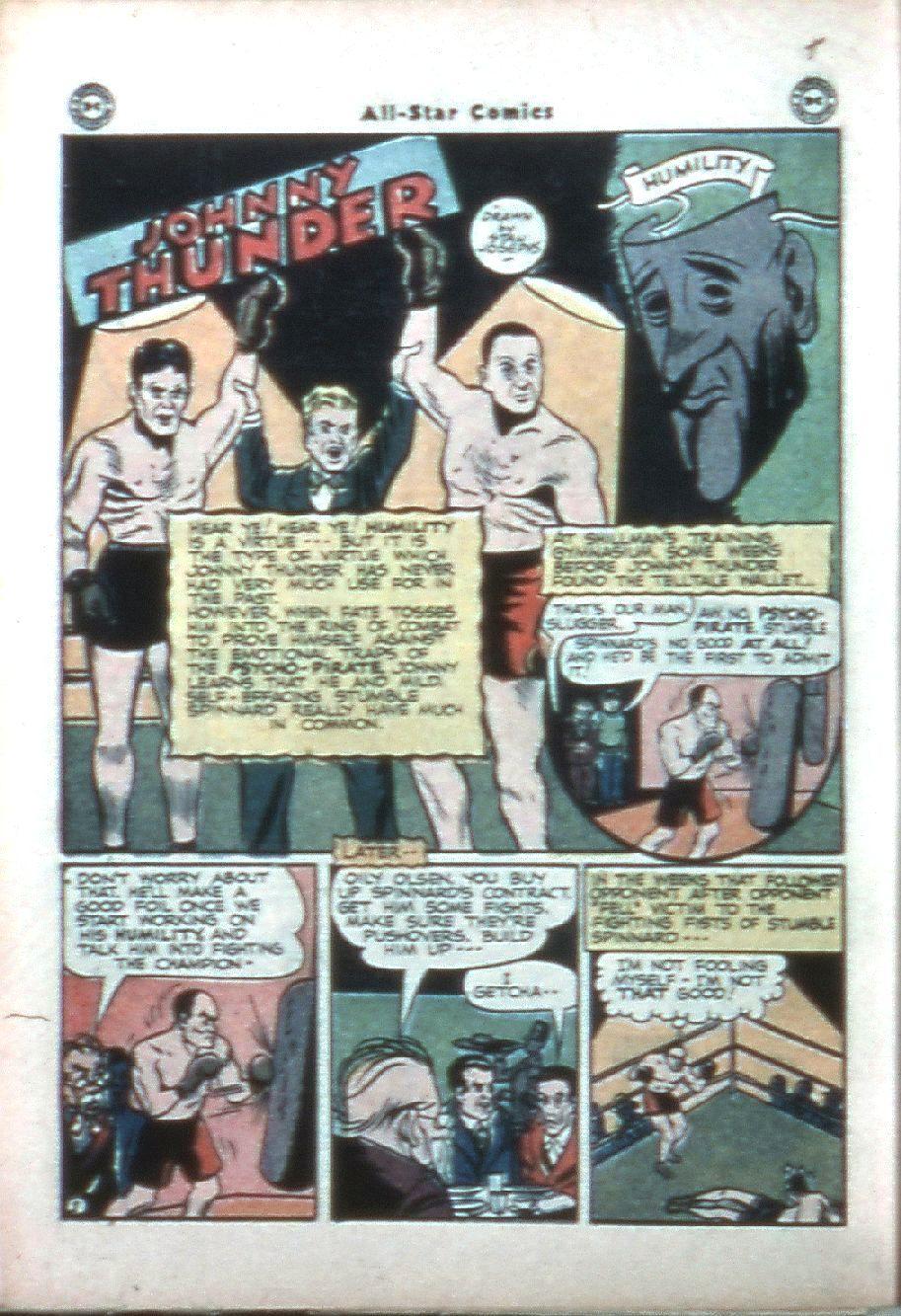 Read online All-Star Comics comic -  Issue #32 - 32