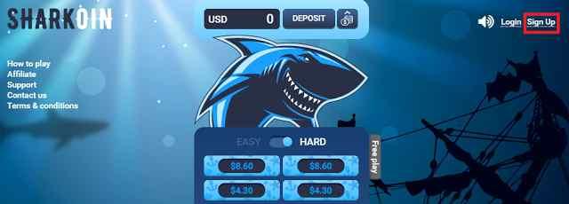 Cara Mendapatkan Banyak Bitcoin Dari Situs Sharkoin