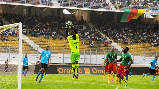 Cameroon 'ready' to host expanded AFCON in 2019