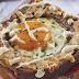 Sándwich Gratinado Con Huevo