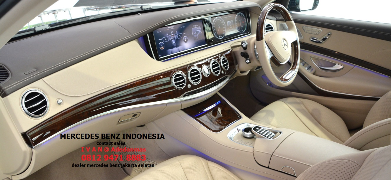 Spesifikasi maybach s600 s500 new model 2016 indonesia for Mercedes benz maybach interior