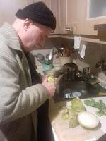 Risultati immagini per paolo d'arpini  in cucina a treia