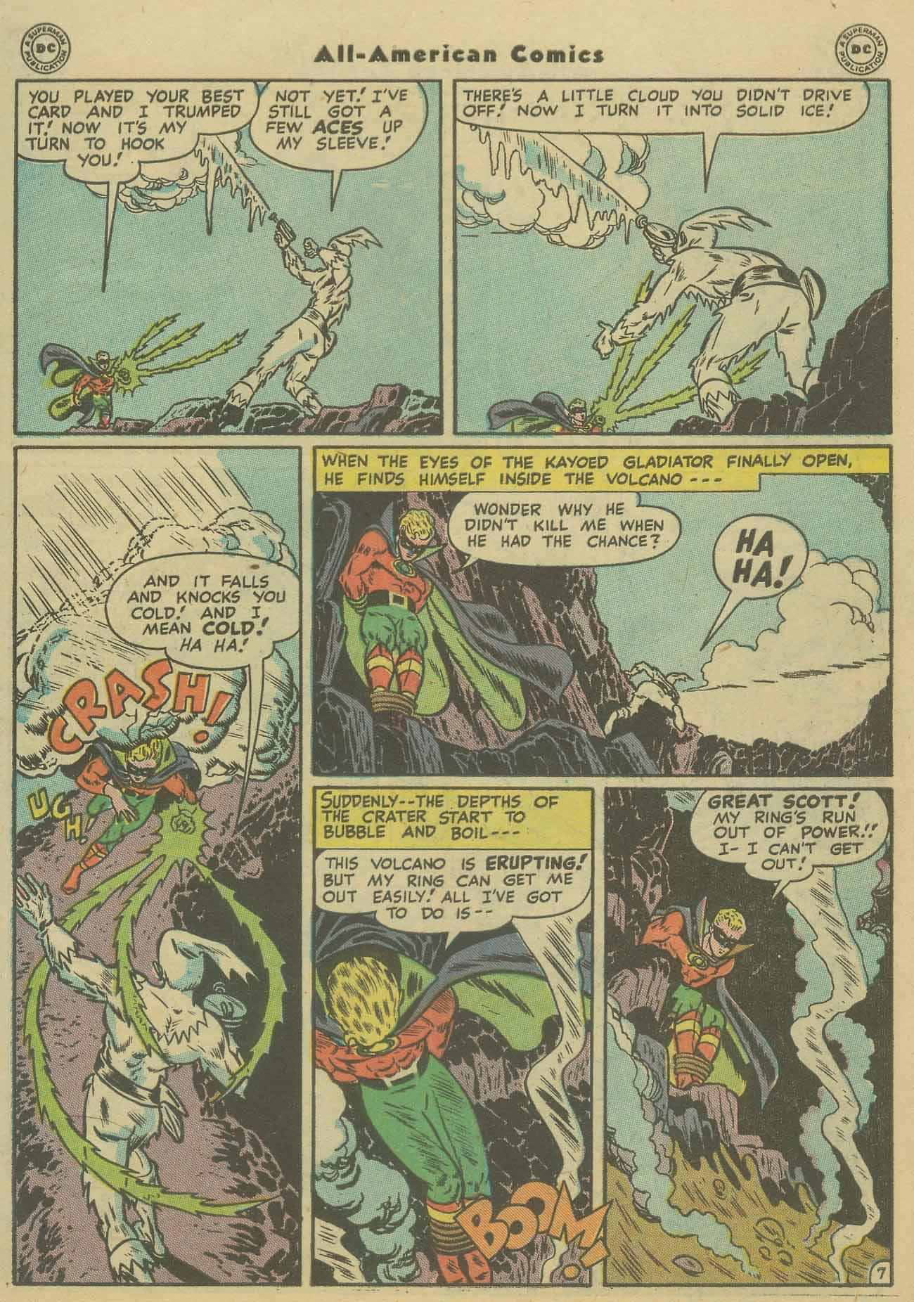 Read online All-American Comics (1939) comic -  Issue #92 - 9
