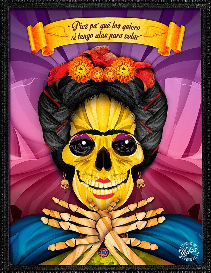 Ilustración de Lucero Estrada