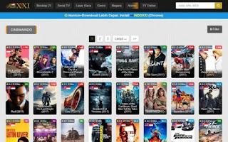 5 Situs Untuk Streaming Film Bioskop Paling Terbaru dan Gratis!