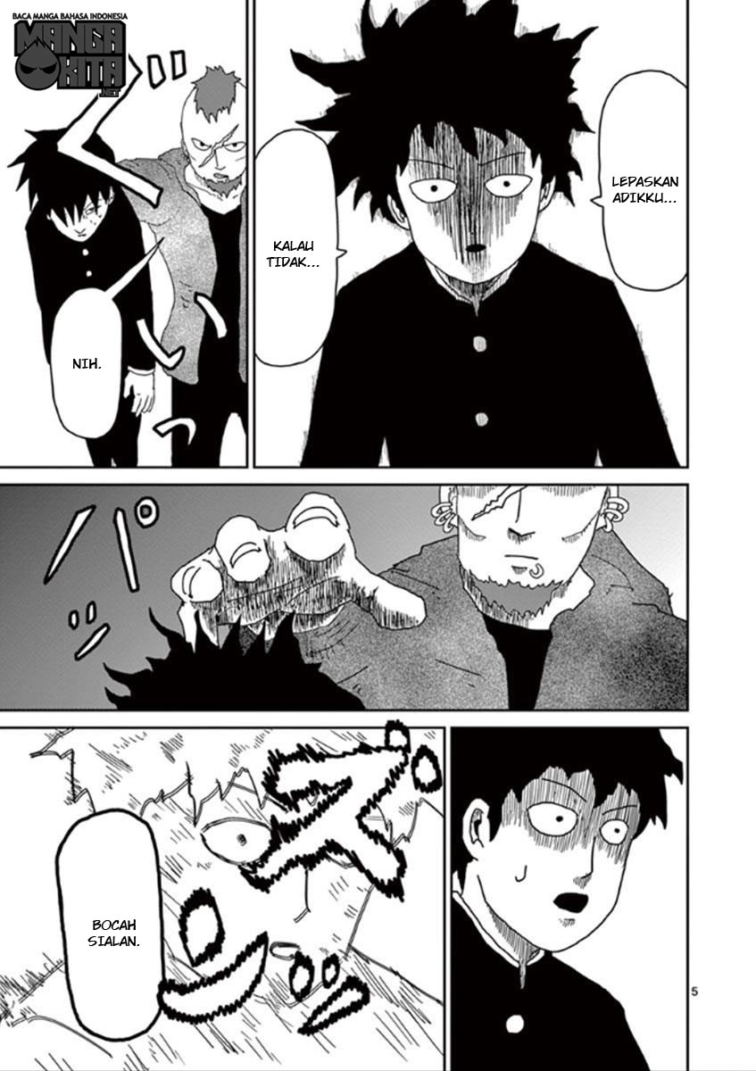 Mob Psycho 100 Chapter 32-6