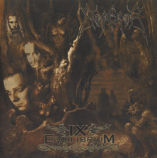 """Emperor - """"IX Equilibrium"""""""