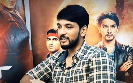 Indrajith – Gautham Karthik Fun Interview