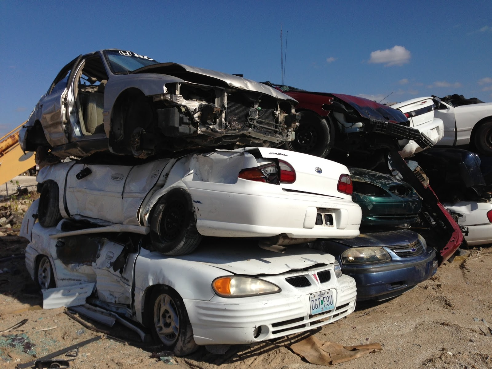 Sell & Buy Junk Cars