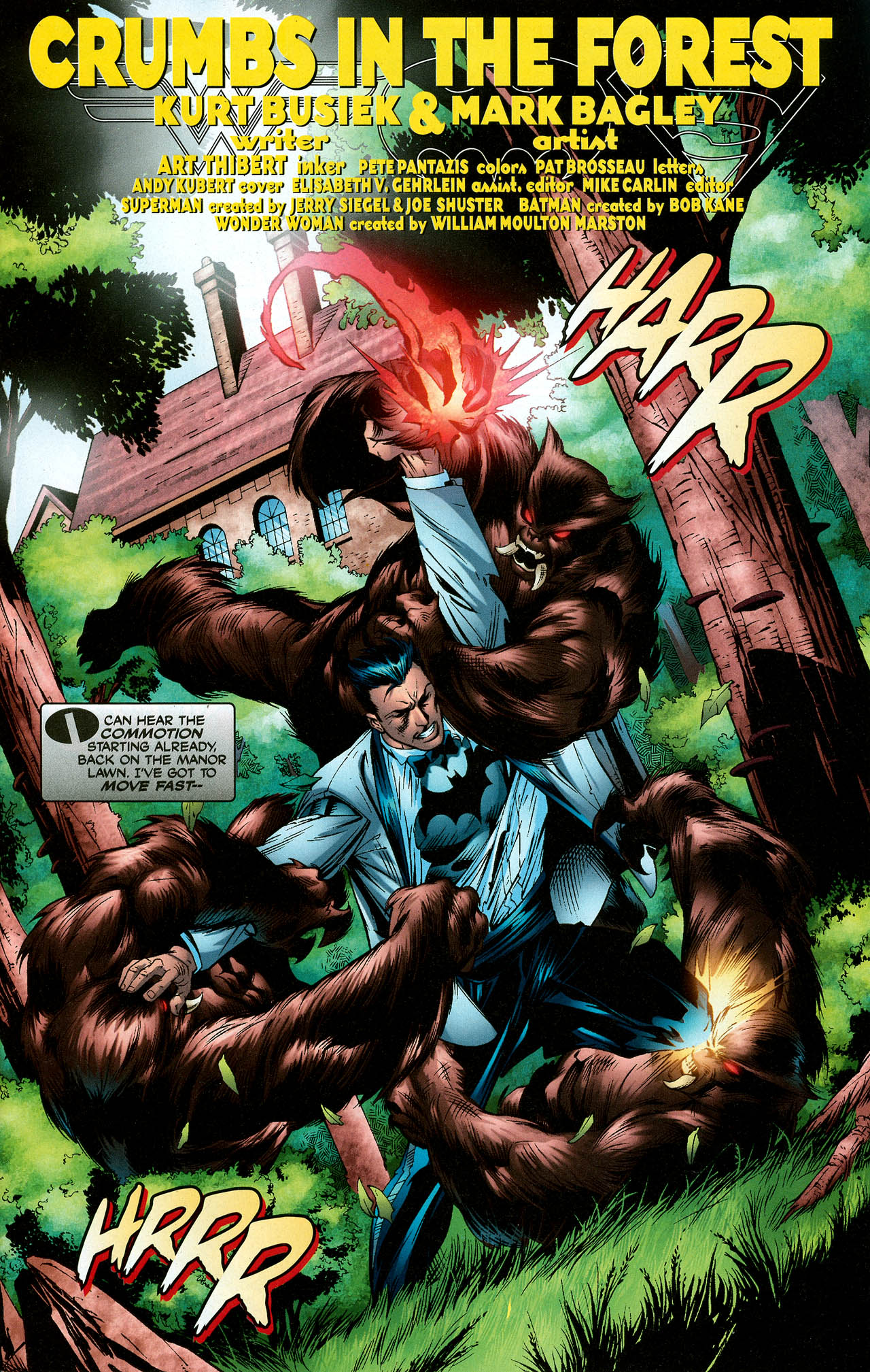 Read online Trinity (2008) comic -  Issue #9 - 5