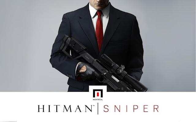Hitman: Sniper v1.7.73988 APK Download Full Version