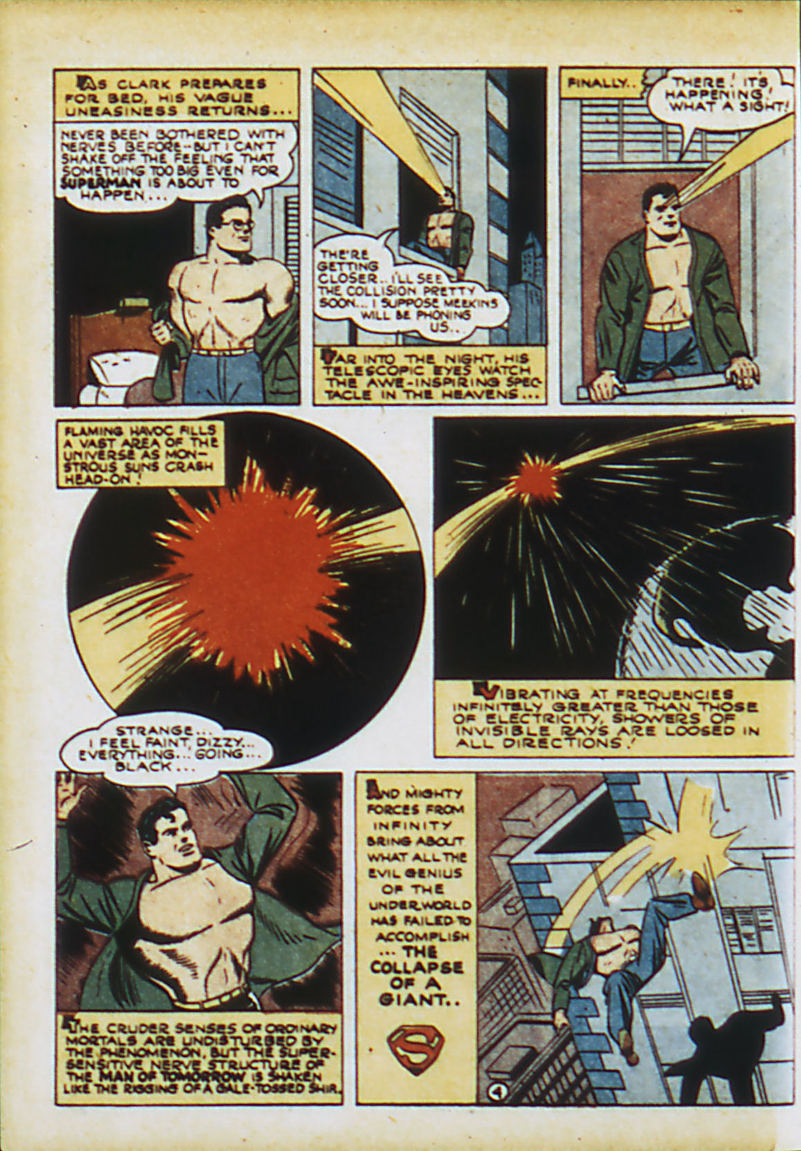 Read online Action Comics (1938) comic -  Issue #63 - 7