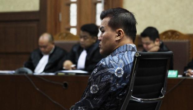 Jaksa KPK Buka Rekaman Sugiharto-Johannes Marliem di Sidang E-KTP