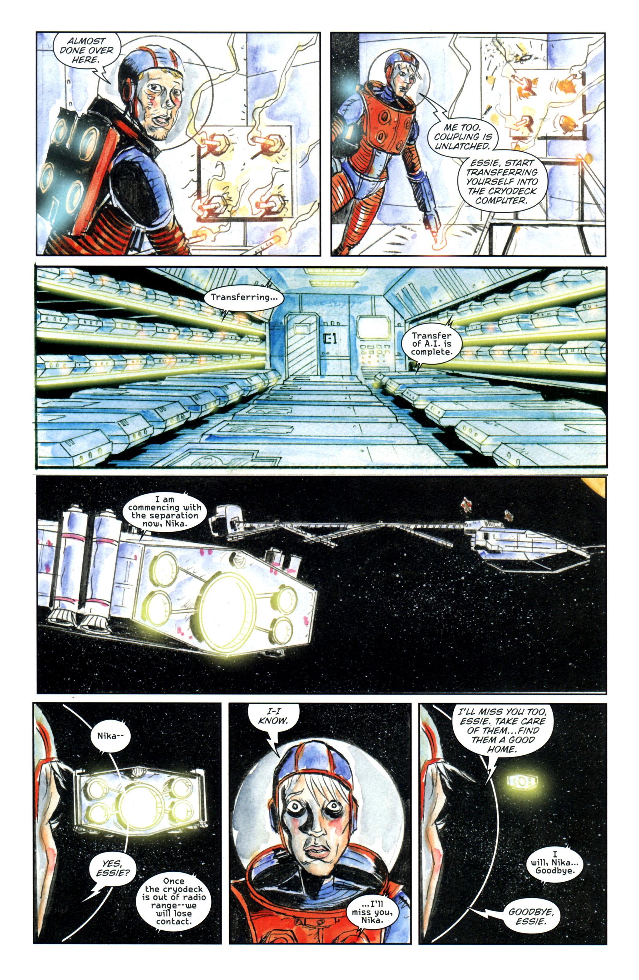 Read online Trillium comic -  Issue #8 - 20