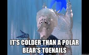colder than memes