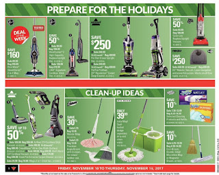 Canadian tire flyer this week November 10 - 16, 2017