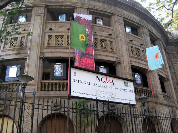 Places Mumbai National Of Modern Art