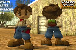 Harvest Moon Main Player GTA San Andreas
