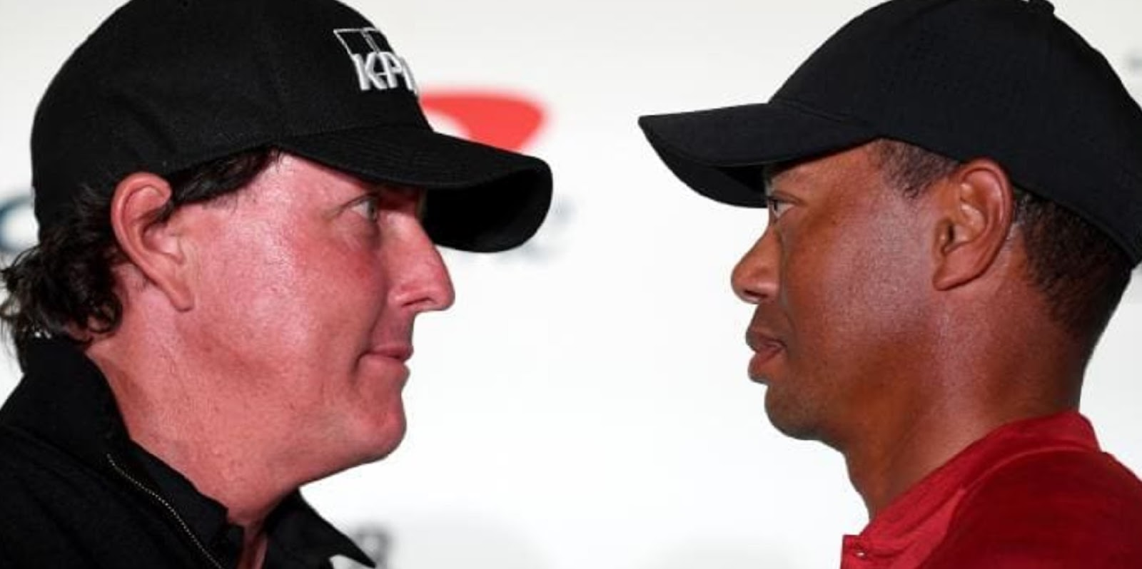 TIGER WOODS, PHIL MICKELSON 3
