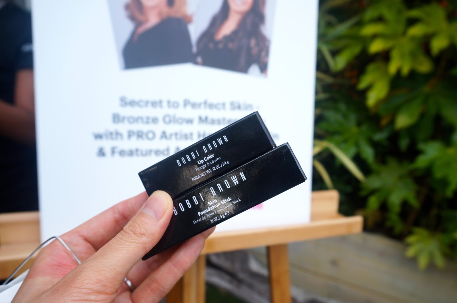 Bobbi Brown Secret to Perfect Skin Masterclass