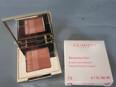 Imagen Duo Polvo Bronceador Mineral Clarins