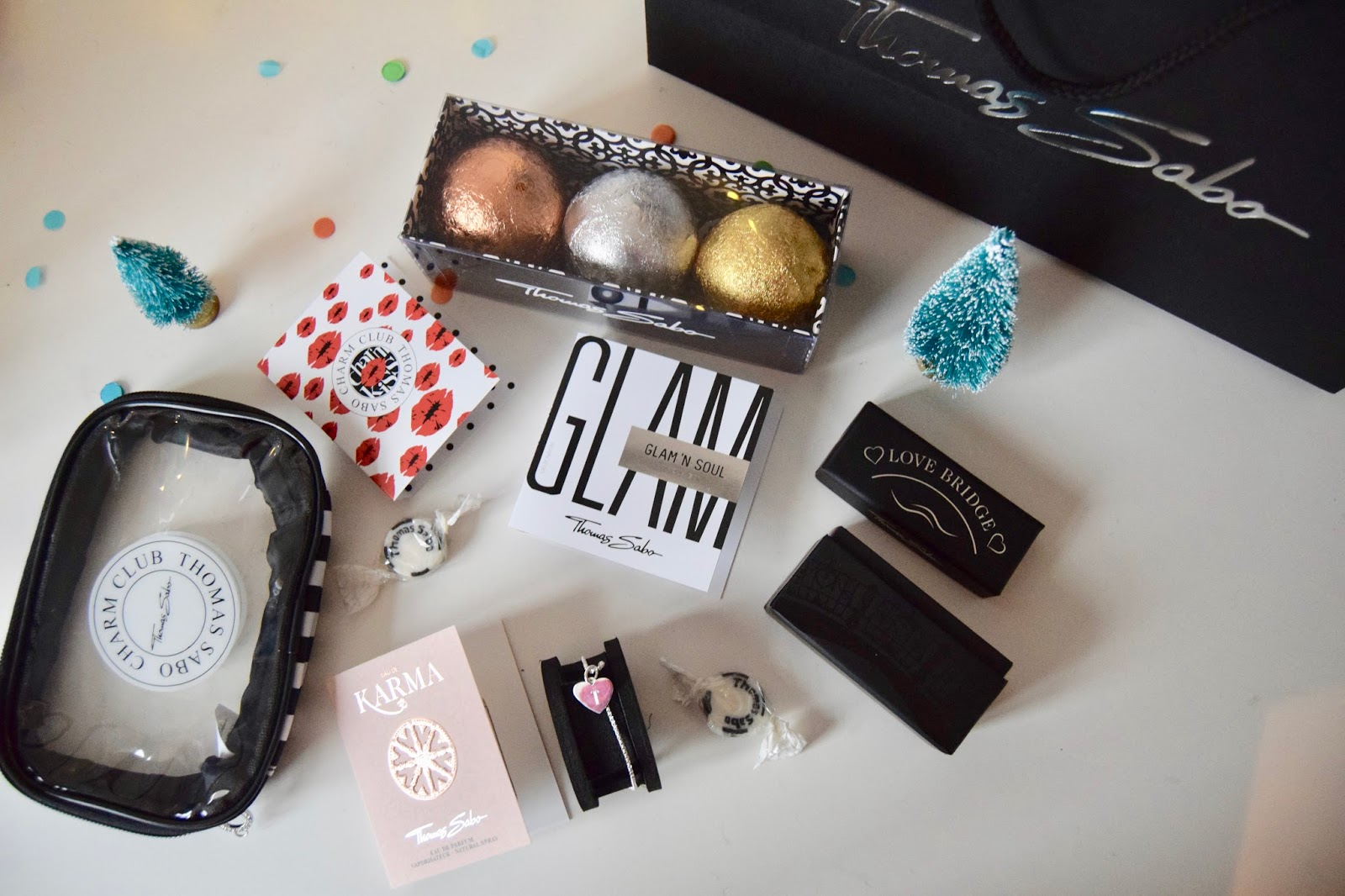 Thomas Sabo Blogger Goody Bag