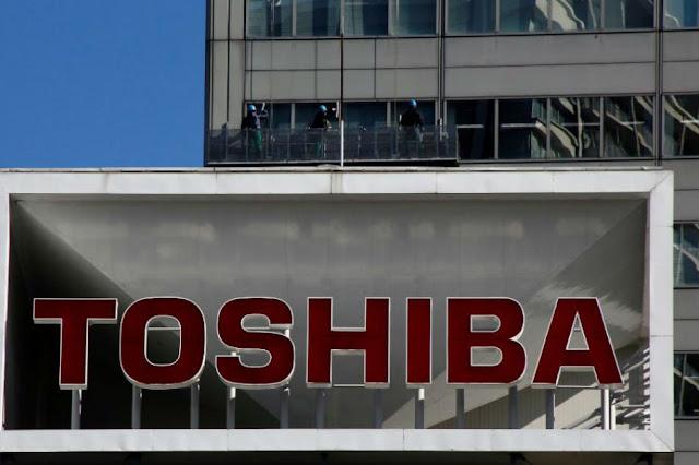 Toshiba Offers Chip Division Worth $ 18 billion