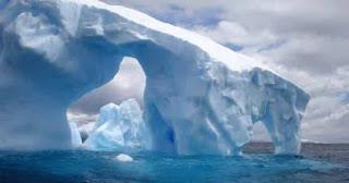 краткая характеристика Северного Ледовитого океана