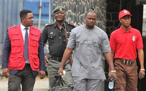 Face of Top Banker Arraigned for Allegedly Stealing N700M from Customers' Account