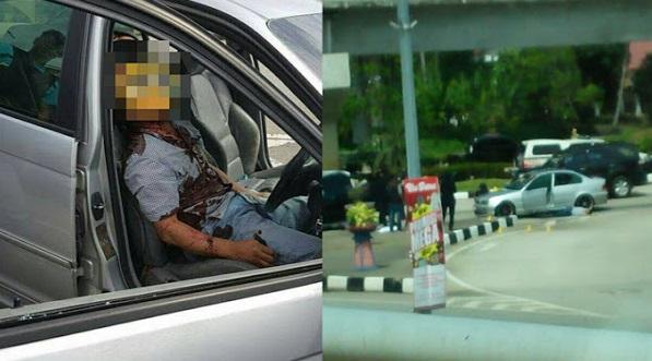(8 Gambar) Tiga Penjenayah Terlibat Kes Samun Bersenjata Ditembak Mati