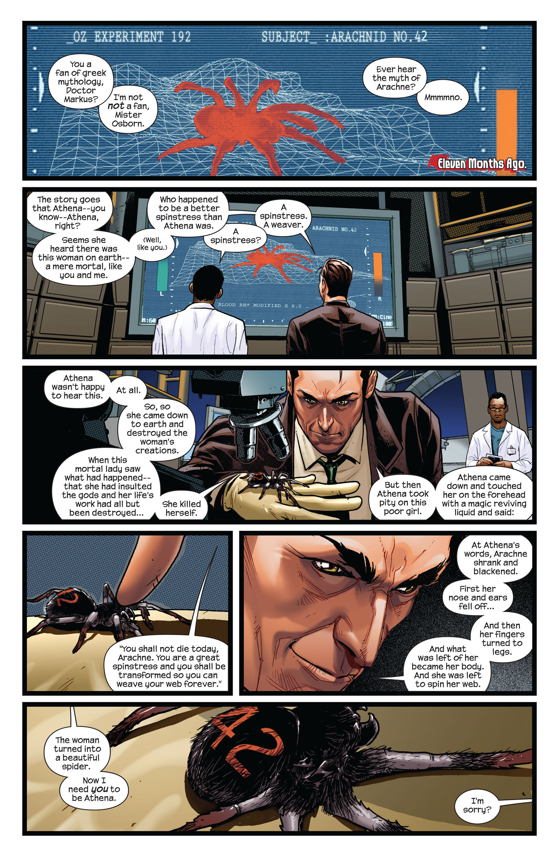 Read online Ultimate Comics Spider-Man (2011) comic -  Issue #1 - 2