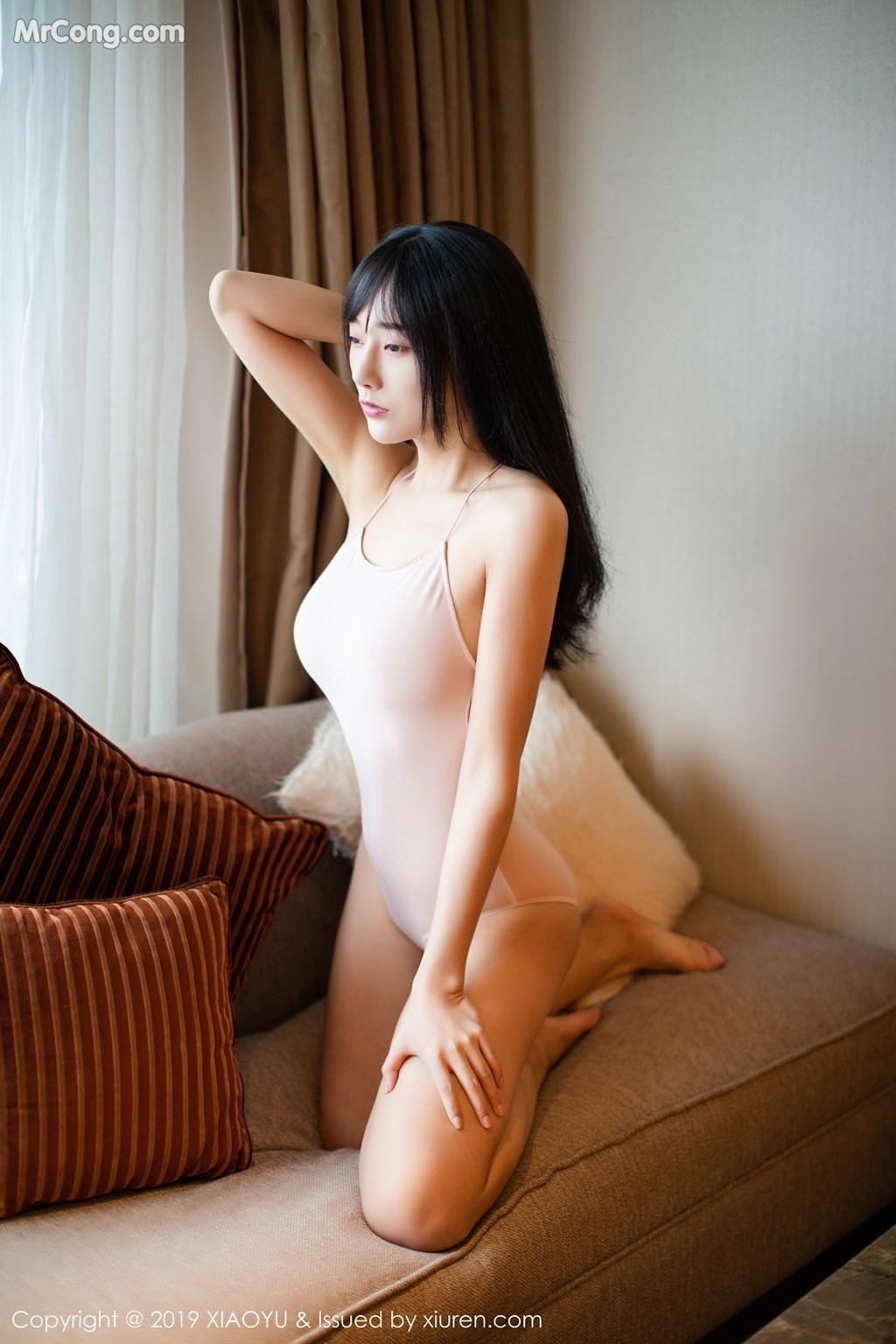 Image XiaoYu-Vol.097-He-Jia-Ying-MrCong.com-007 in post XiaoYu Vol.097: He Jia Ying (何嘉颖) (67 ảnh)