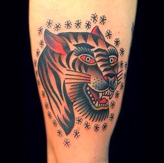 tatuajes de la vieja escuela
