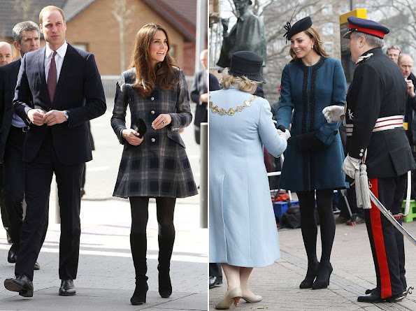 Kate Middleton Style, home to a library full of the Duchess' outfits! Kate's fashion style, including dresses, shoes and bags.