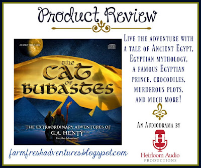 The Cat of Bubastes by Heirloom Audio Productions : Product Review