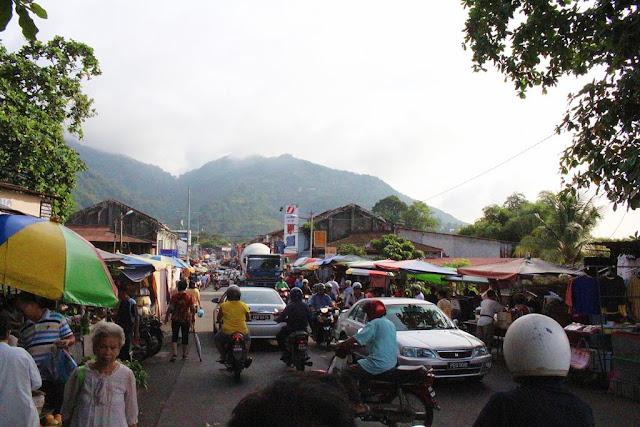 pasar air itam di penang