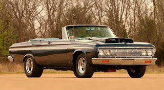 1964 Plymouth Sport Fury With 676 HP Front Right