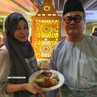 'Dapur Berapi' (Kitchen On Fire) by Celebrity Chef Ismail at Promenade Cafe, Promenade Hotel Kota Kinabalu