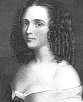 Curls, Graham's Magazine, 1856